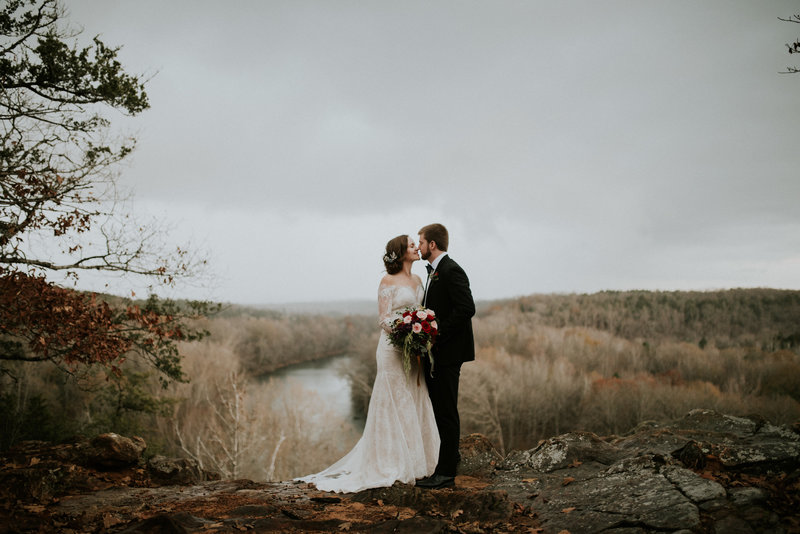 Beautiful Mountain Top Wedding
