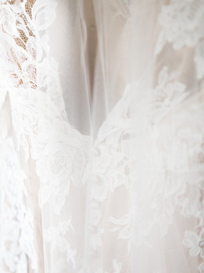 Bridal Lace Dress-1
