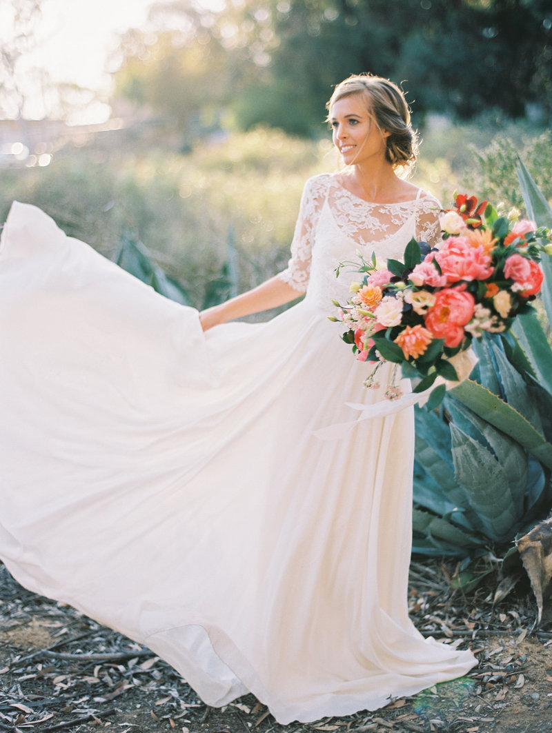 Fine Art Film Photographer, Southern California Wedding Photographer, Natalie Bray -7