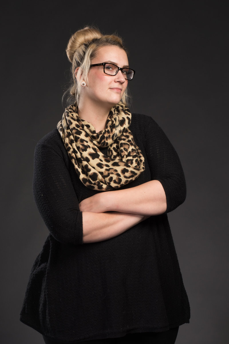 BilliJean Headshot Studio manager