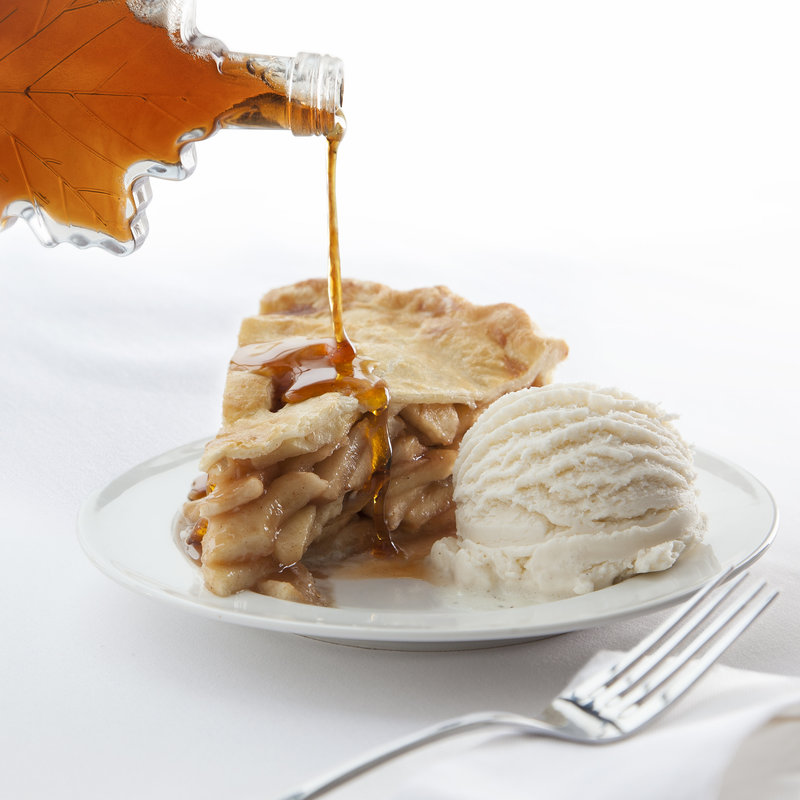 Apple Pie & Maple Syrup