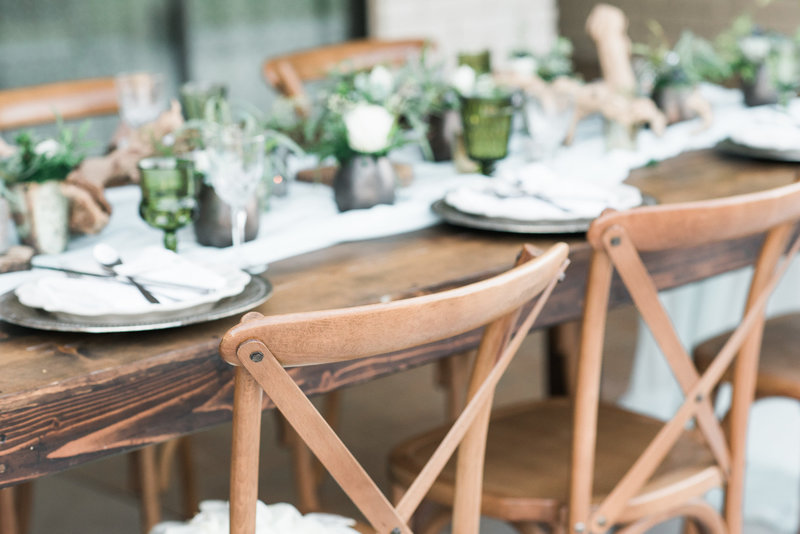 Gather Estate Wedding Reception Photo | Tucson Wedding Photographer | West End Photography