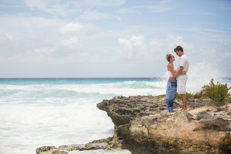 Reilly Kenny MARRIED IN PLAYA DEL CARMEN-Beach Session-0059