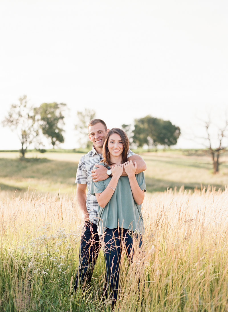 Allison + Travis | the Engagement -84