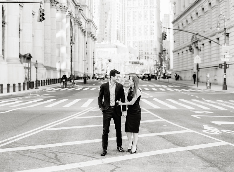 13DownTownManhattanEngagementSession