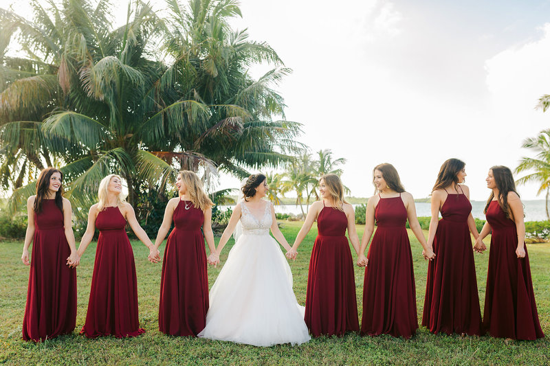 key west wedding photos