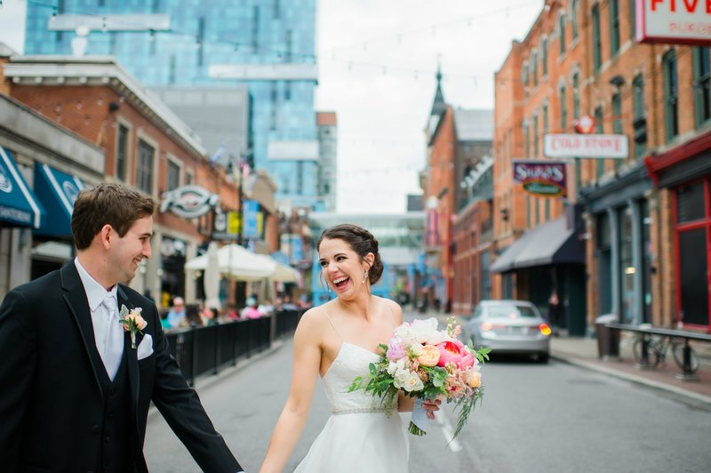 Greektown Wedding Photographer