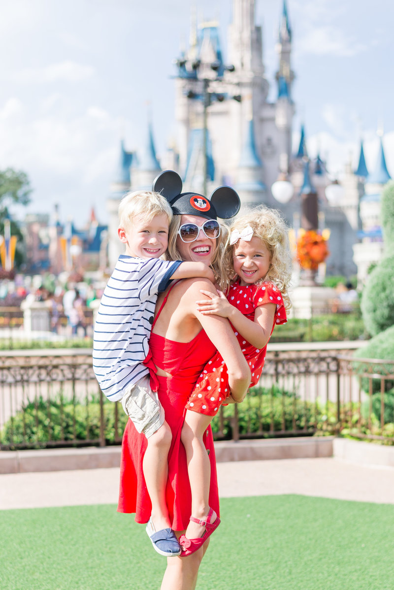 Magic Kingdom Family Session, Magic Kingdom Photographer, Magic Kingdom Family Photos