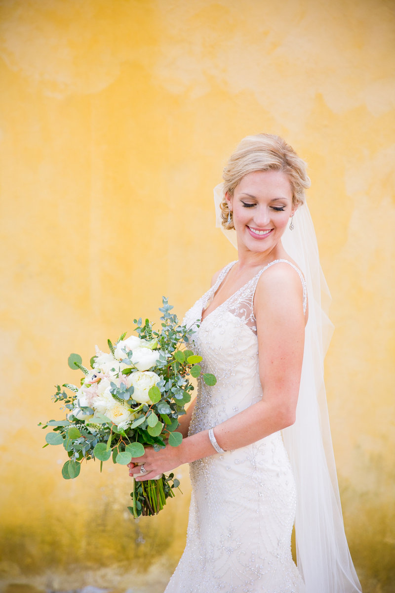 Timeless Charleston Bridal Portraits