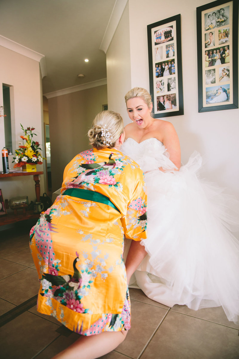 Bridal Portait Wedding Photographer Brisbane Anna Osetroff