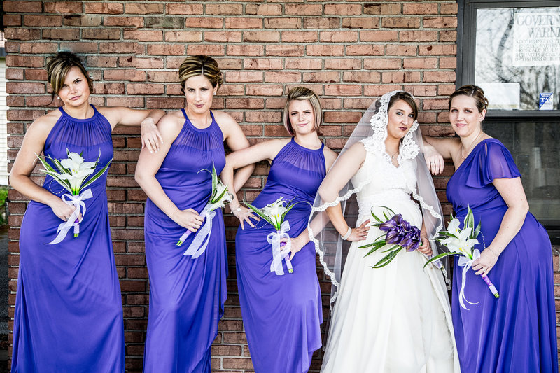 64 wedding photography Bridesmaids