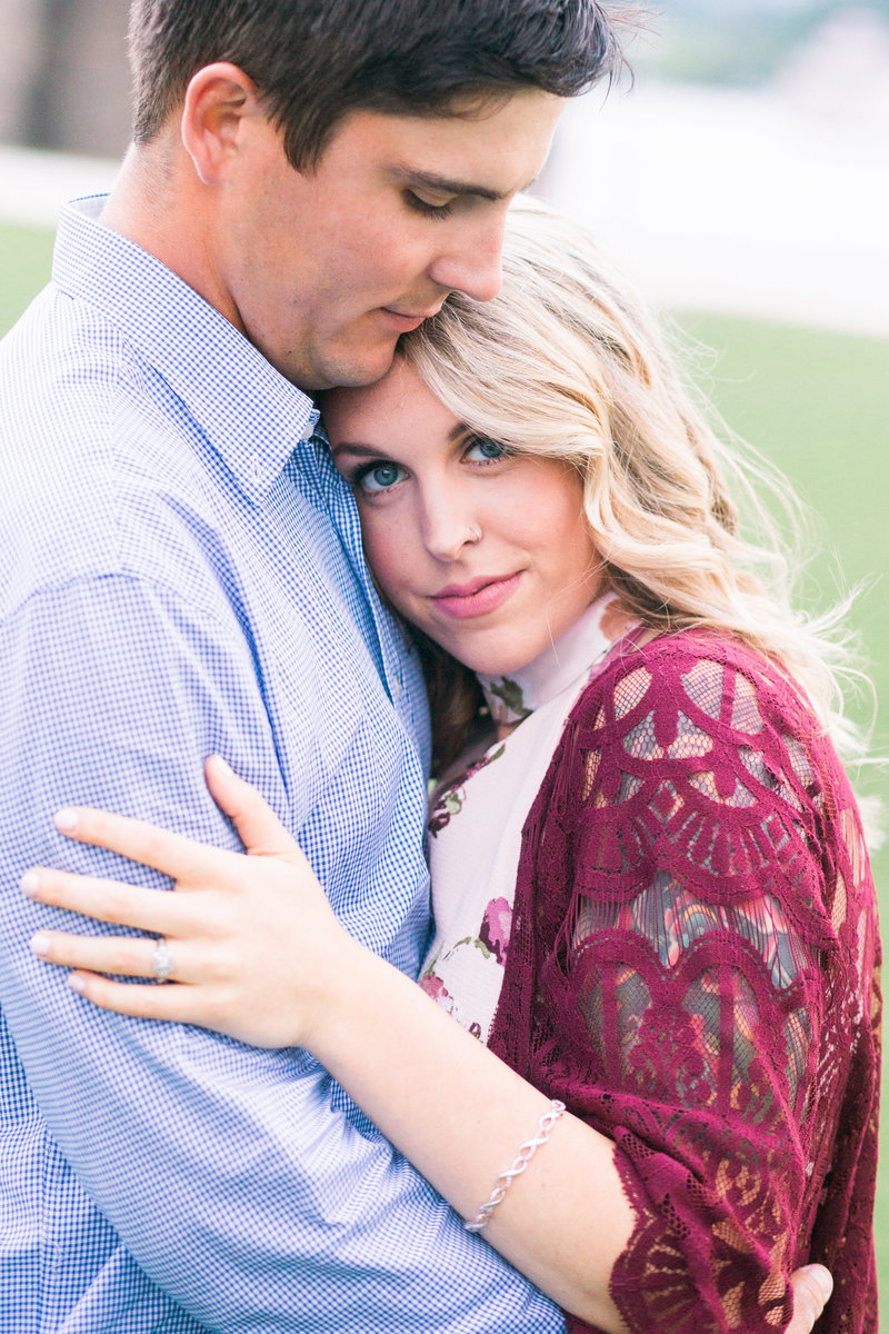 Romantic Intimate Wedding Engagement Photography