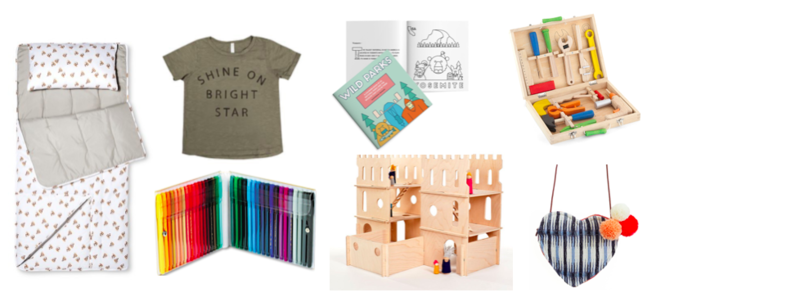 A BIG GIFT GUIDE FOR KIDS