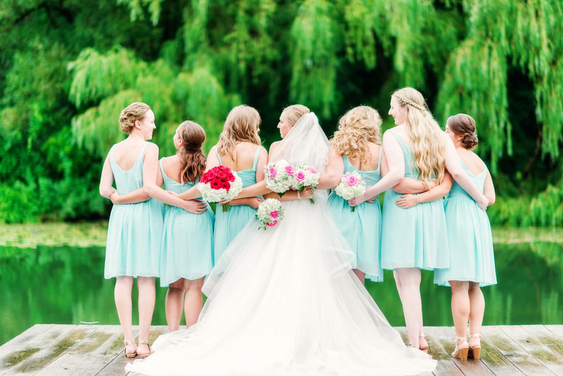 northern michigan wedding photography timeline wedding party tips