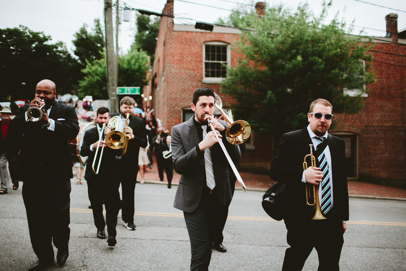 For Love of Love Wedding Planning with No BS! Brass Band