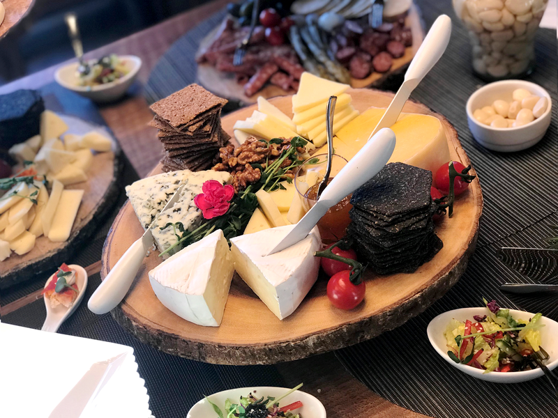 Whippt Catering - Cheese plate