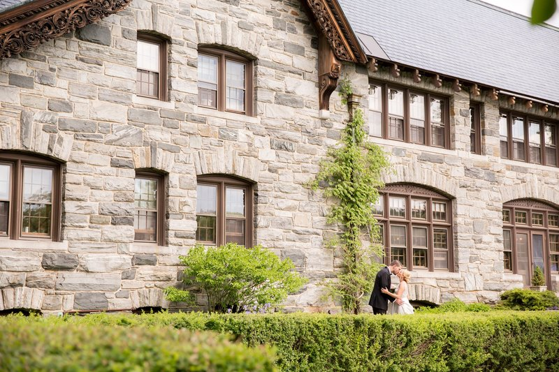 Castle wedding by NJ Wedding Photographers