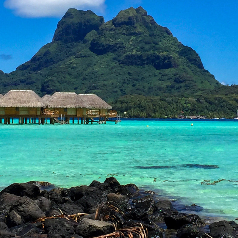 Mount Otemanu - Bora Bora, French Polynesia - Photo by Jan Corradini - Client of Neufville Travel