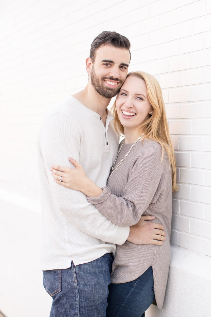 Best Birmingham, Alabama Wedding Photographers Katie & Alec K&A Head-Shot
