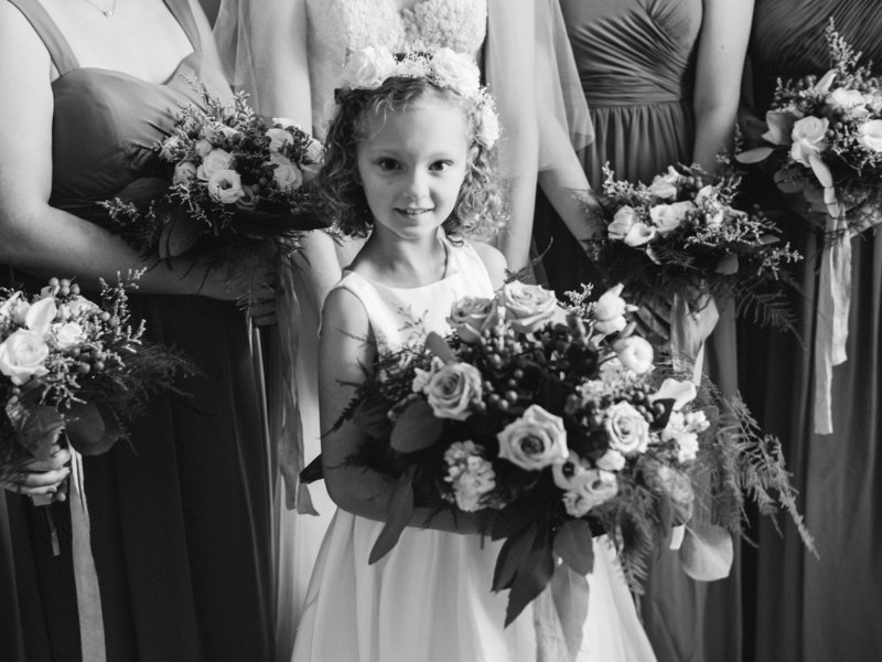 ER Wedding -131_BW