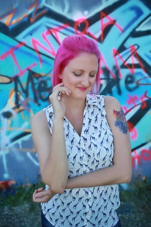 Jenna Avery  of Creatrix Photography