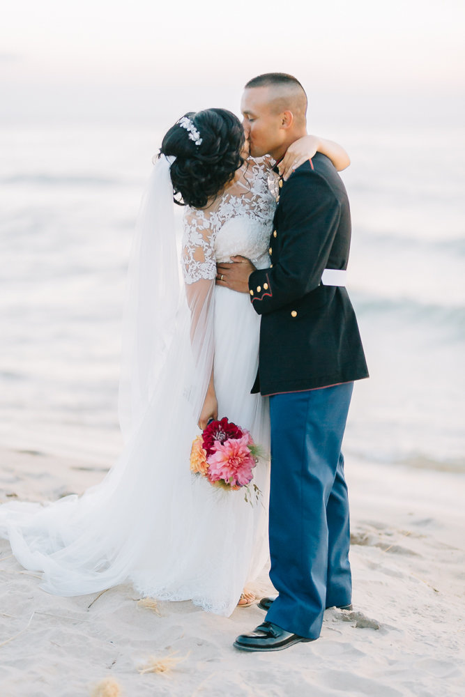 Holland State Park Wedding by Sidney Baker-Green