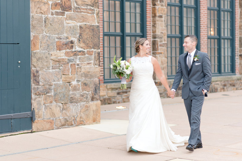 Phoenixville Foundry Venue PA recommended by Adrienne Matz Photography