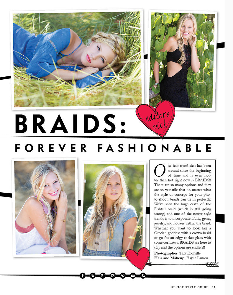 tara rochelle senior style guide los angeles photographers