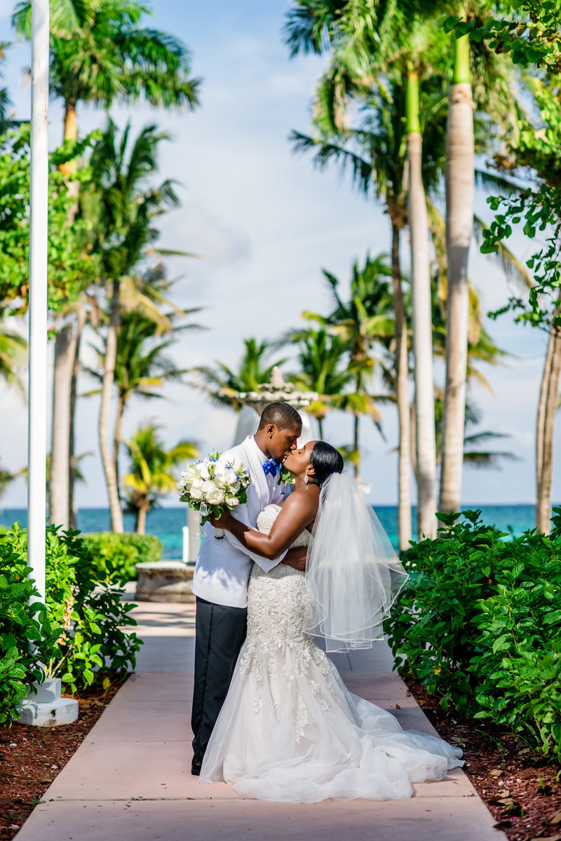 Grand Lucayan Wedding