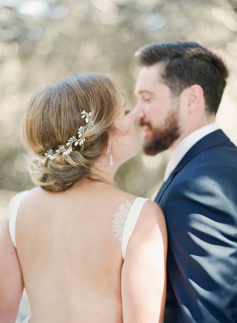 Jenny + Nick | the Wedding on Film-101