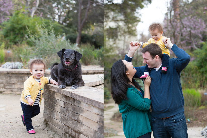 Gamble Gardens, First Birthday, Baby Photographer, Jennifer Baciocco Photography