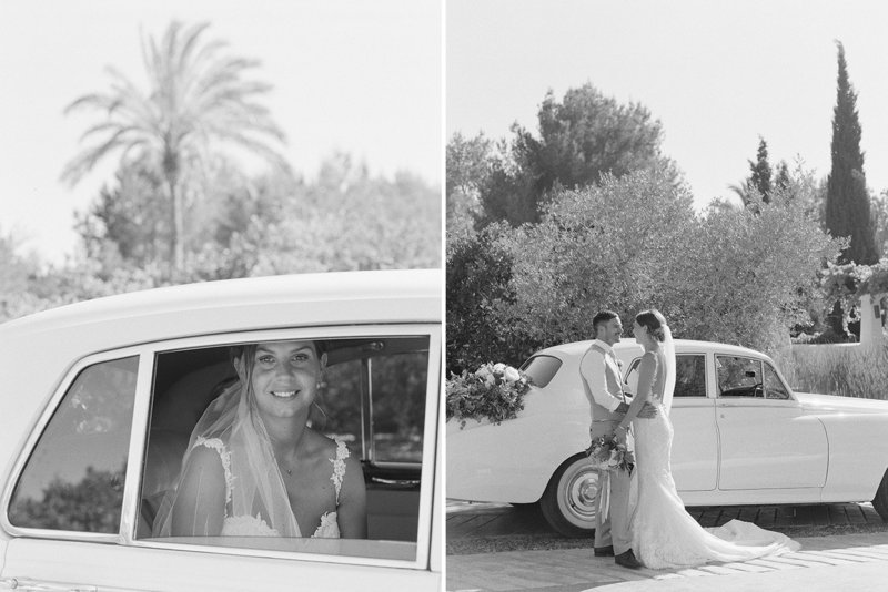 Wedding at Atzaro Ibiza