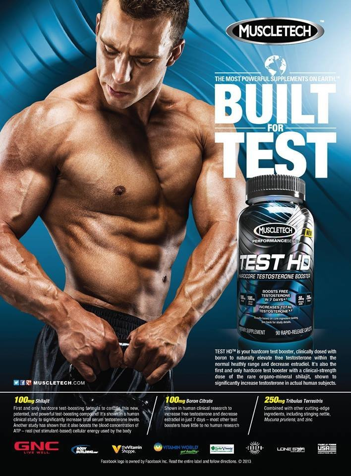Flex Magazine Ad Jan. 2014