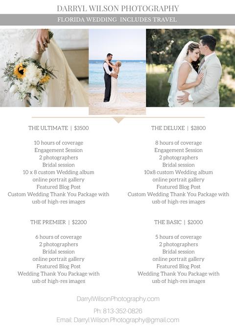 Florida - Wedding Collection Flyer