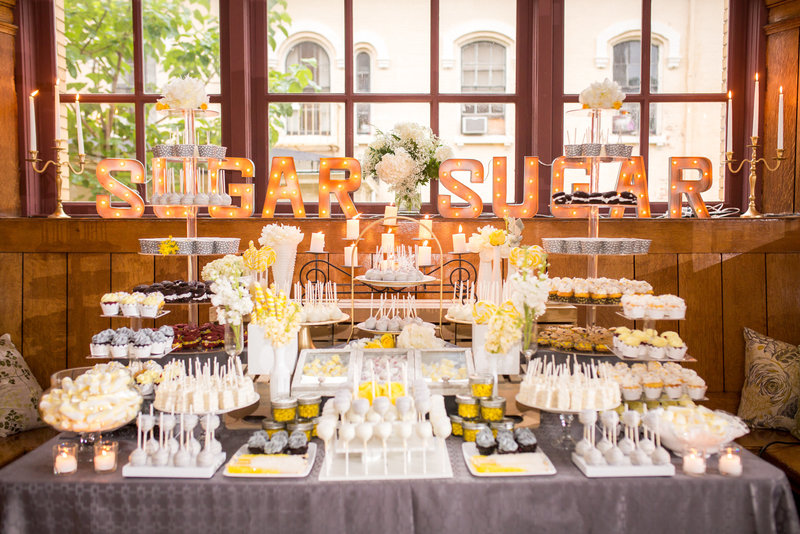 Sweets bar by Dee Kay Events