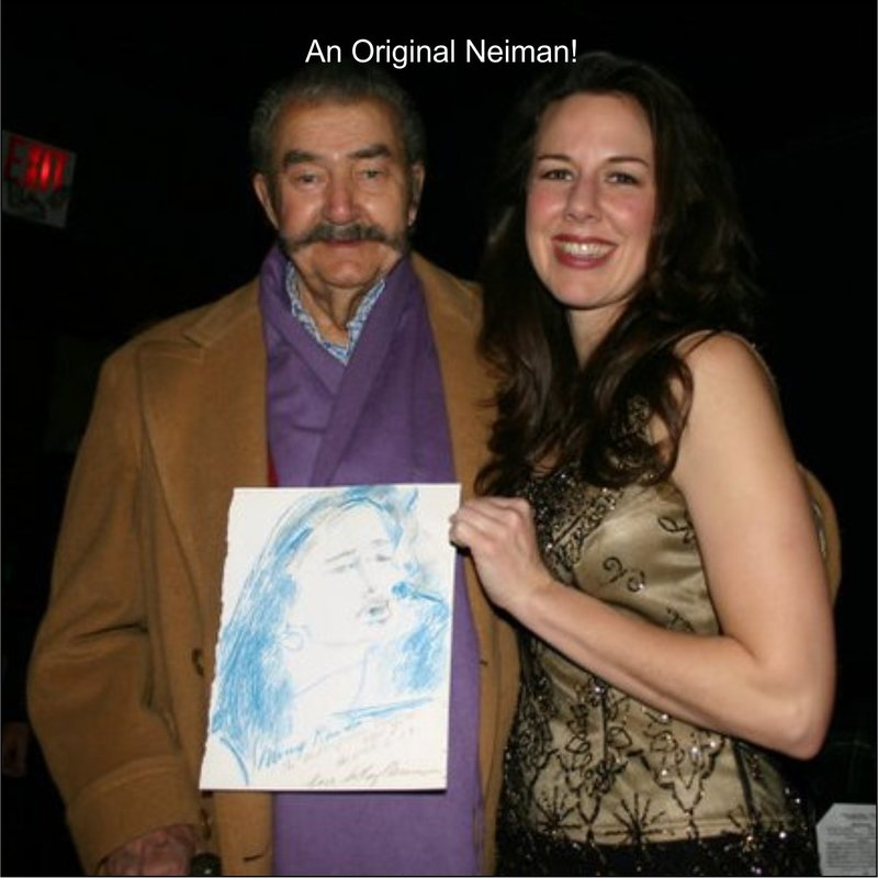 mindy and leroy neiman