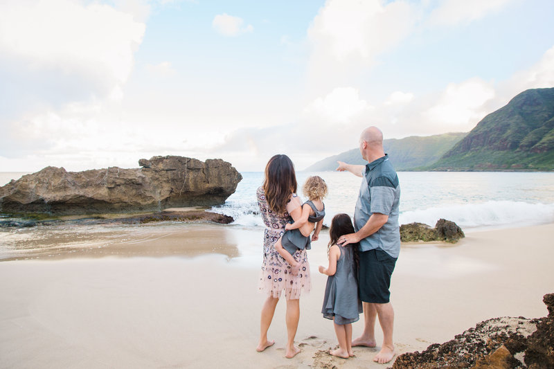 Oahu Family Photography