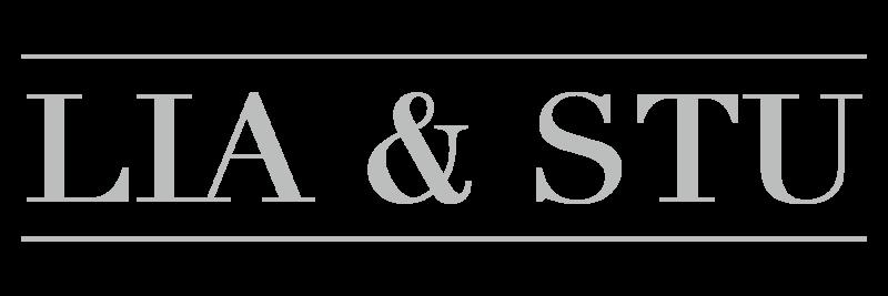 Lia & Stu Logo