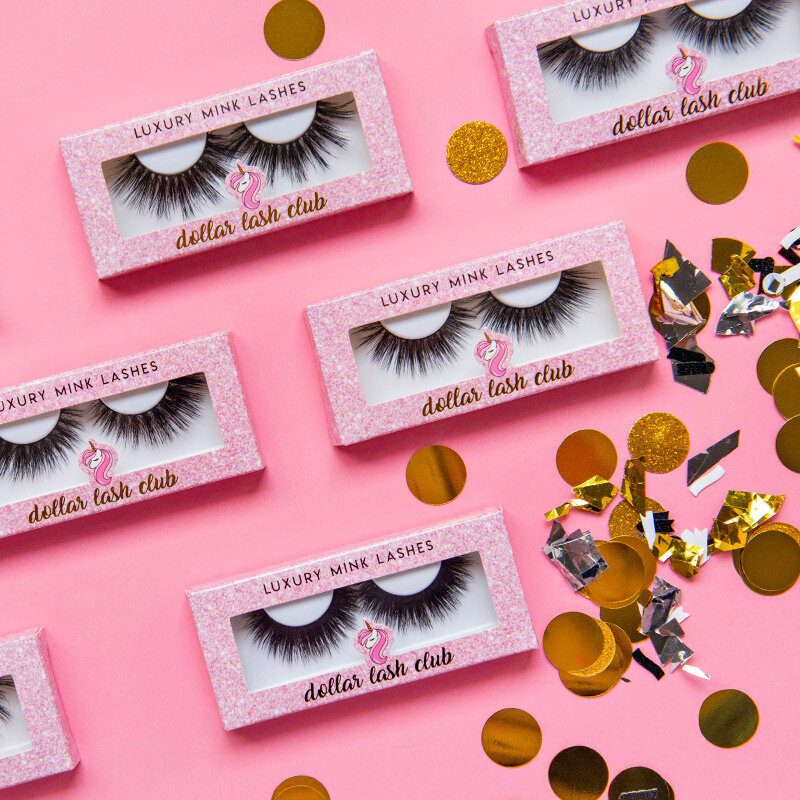 false lashes subscription pack