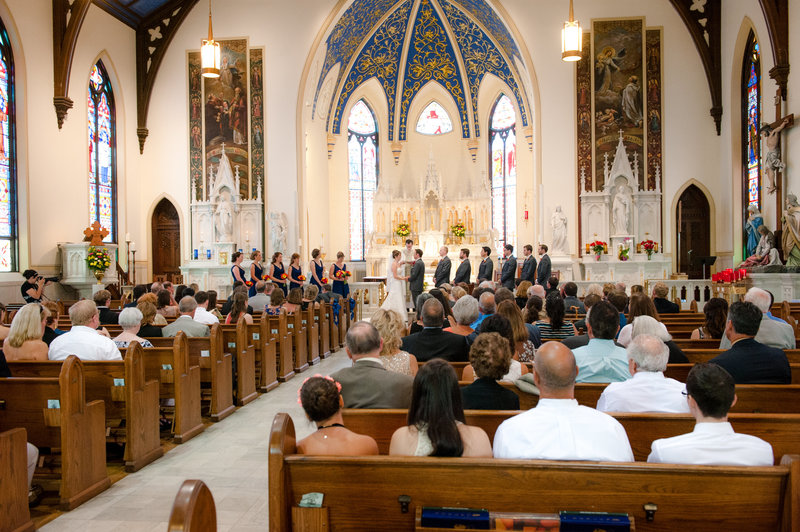 JandDstudio-wedding-photogrphy-york-pa-ceremony-cathlic-church
