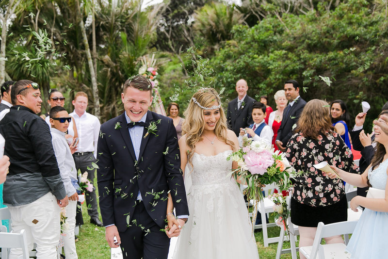 Piha Auckland Wedding Photographer