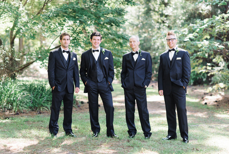 Stunning wedding at Brookgreen Gardens in Murrells Inlet, SC. Brookgreen Gardens is a beautiful wedding venue near Charleston, SC.