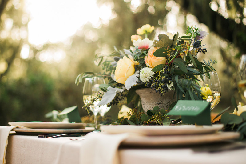 Styled shoot photographed by Wisconsin photographer