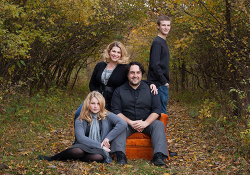 Kansas City Photographers family portraits