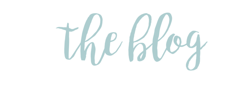 NEW FONT - the blog