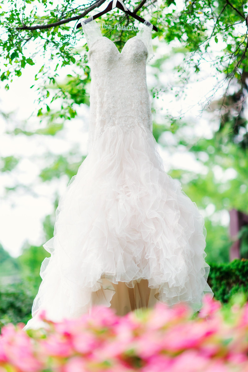 northern michigan wedding timeline tips for brides getting ready