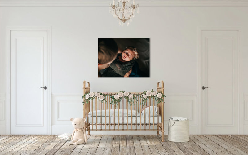 Newborn Wall Room