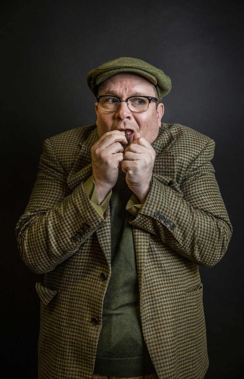 Matthew Gray, Circle Theatre, One Man Two Guvnors