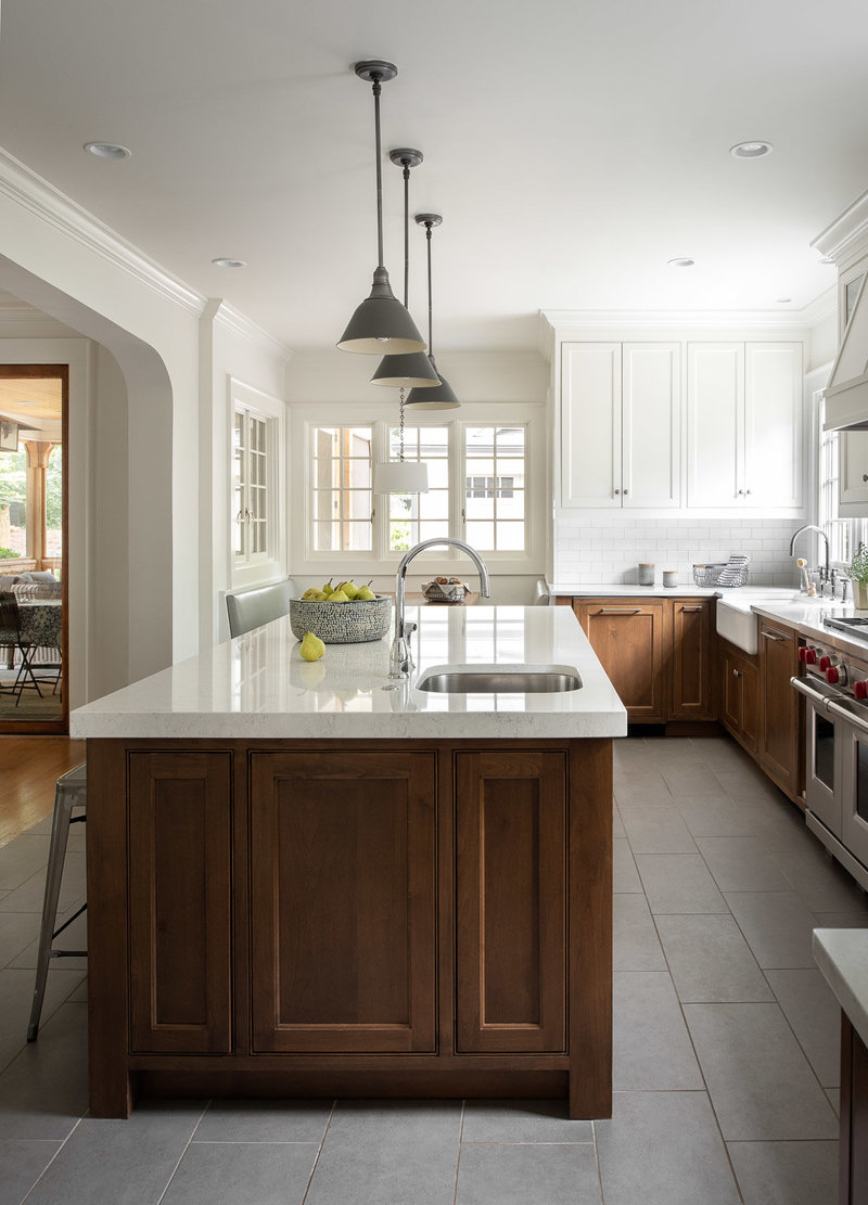 Mount Vernon Kitchen Clemons Design Co.