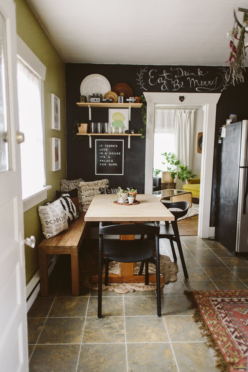 eclectic and creative home design crafted in the PNW